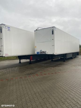 Schmitz Cargobull  Schmitz Nowa Carrier , Thermo King