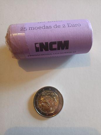 Moedas de 2€ Comemorativas