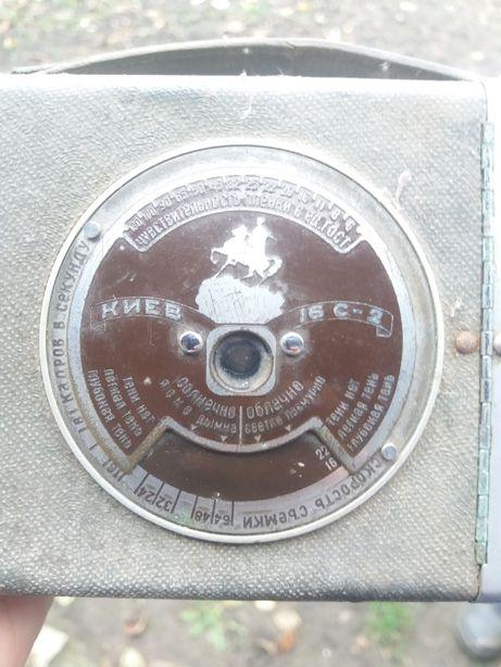 Кинокамера киев с-2