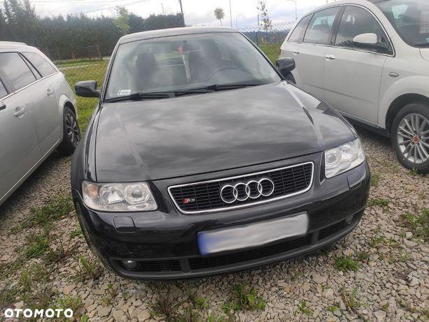 Audi S3 , 2002 R. 1.8t Quattro Benzyna