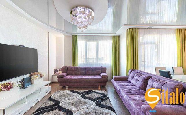 3 кімнатна квартира, новобудова з ремонтом, Караджича, Львів