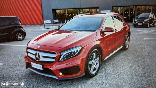 Mercedes-Benz GLA 200 CDi Aut.