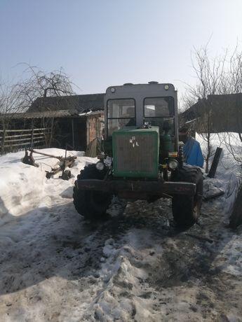 Саморобний трактор 4×4