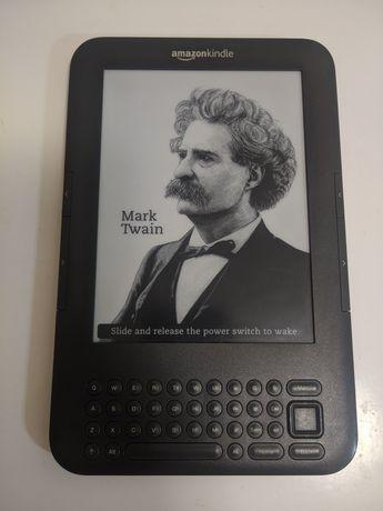 Amazon Kindle 3 wifi/3g (+русский + fb2)