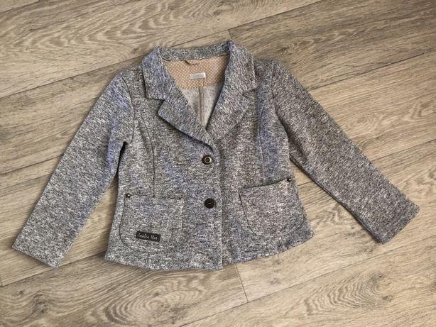Трикотажный пиджак Bembi для девочки 4-5 лет