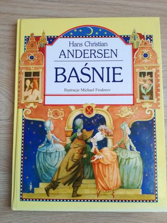 Książka Baśnie Hans Christian Andersen