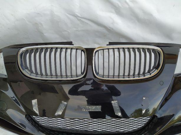 Zderzak przedni przód BMW E90 e91 pdc halogeny