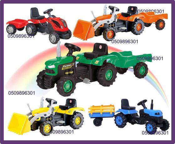 Супер подарунок Вашій дитині! Трактор на педалях | педальний трактор