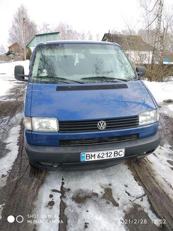 Продам volkswagen t4 пассажир