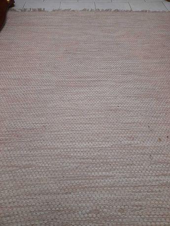 Carpete feita a mão muito grande