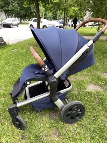 Joolz Hub коляска кокон дощовик