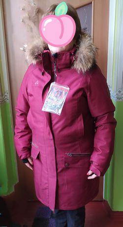 Зимние женское пальто 48-50 размер