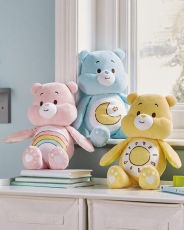 Милые медвежата Care Bears (Англия) 40 см.Мягкие игрушки из коллекции.
