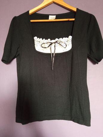 NEXT bluzka sweter czarny 40