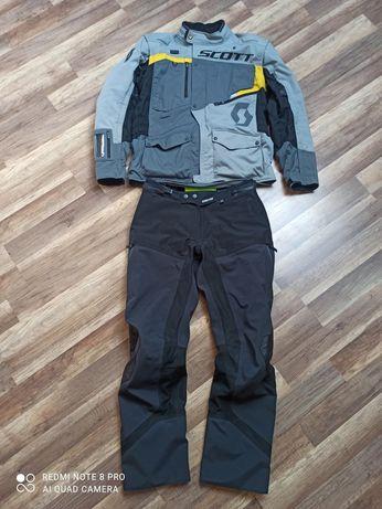 Kurtka,spodnie,kombinezon,strój motocyklowy SCOTT DUALRAID PRIORITY