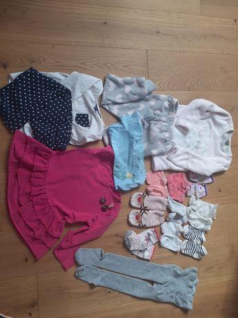 Ubrania dla dziewczynki wiek 2 latka