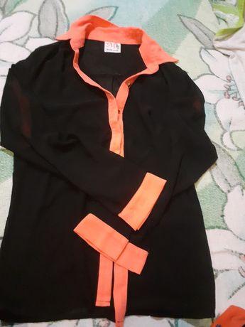 Рубашка блузка майка камни стразы