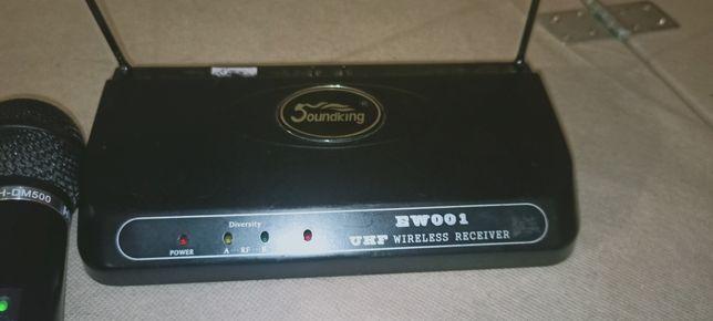 Ресивер с радиотелефоном Soundking