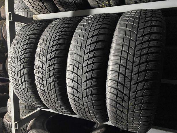 зима 215/65/R17 7,9мм 2018г Bridgestone Blizzak LM001 4шт КОМПЛЕКТ