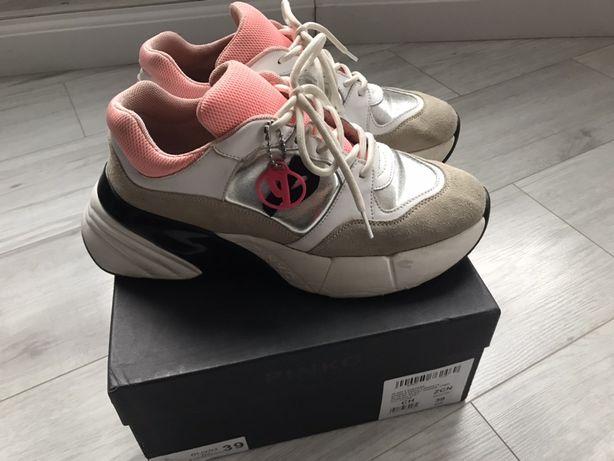 Buty Pinko Olivio sneakers roz 39