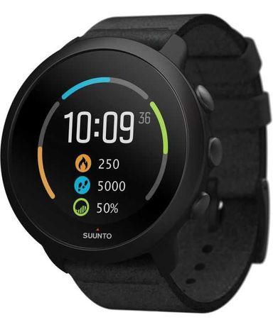Смарт-часы Suunto 3 All Black (SS050617000). Made in Finland.