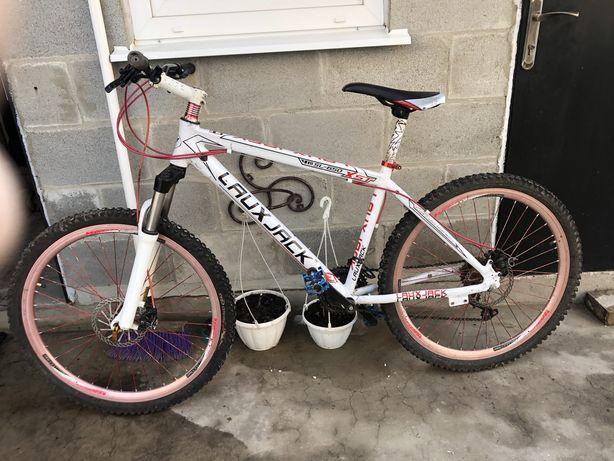 Велосипед Laux Jack SL-650. Aluminium-6061