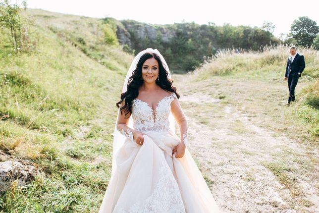 Продам весільну сукню в ідеальному стані колекції 2020 року