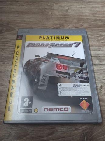 Gra PlayStation 3 RIDGE RACER 7 PS3