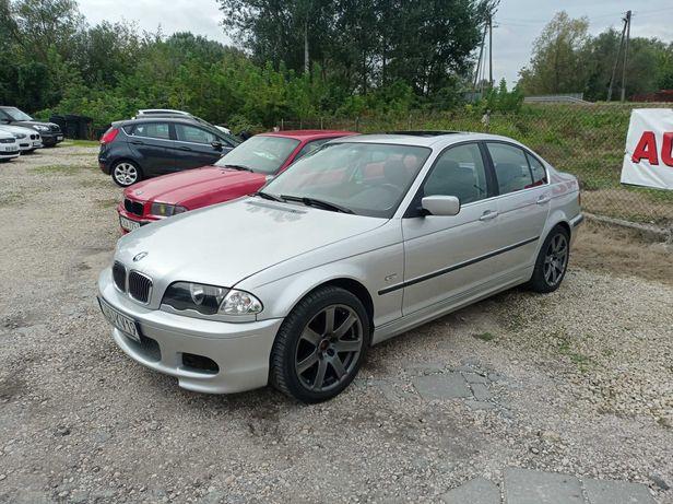 BMW E46 328i 193KM sportsitze m-pakiet OKAZJA