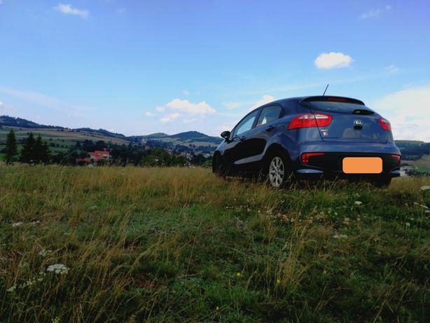 Kia Rio samochód