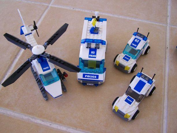Legos conjunto policia