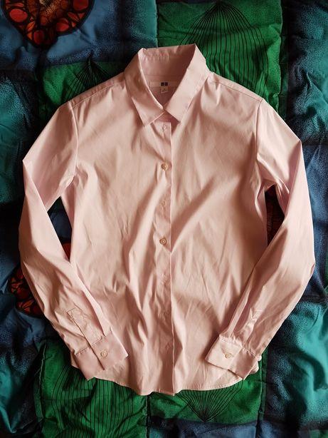 Jasnoróżowa koszula roz.S