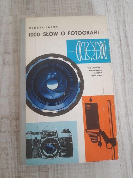 1000 słów o fotografii
