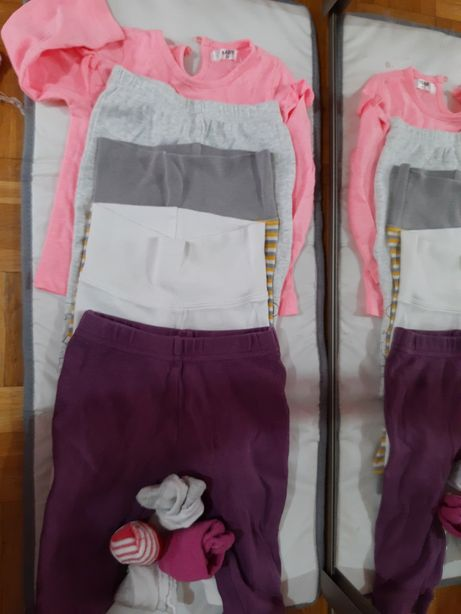 Spodnie/bluzka/sweterek