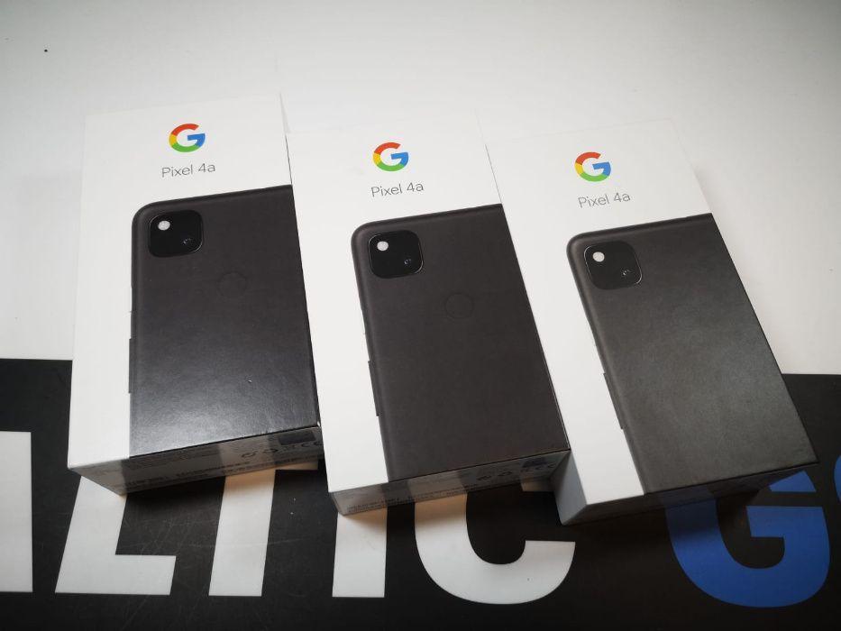 """Sklep nowy smartfon Google Pixel 4a 5,8"""" 128GB Just Black Gdańsk - image 1"""