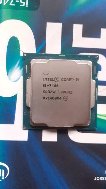 Procesor Intel Core i5-7400 + Chłodzenie