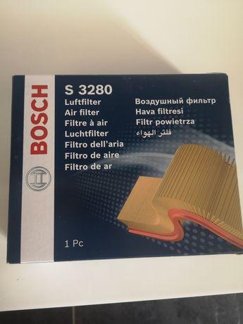 Peugeot 206 повітряний фільтр Bosch S3280