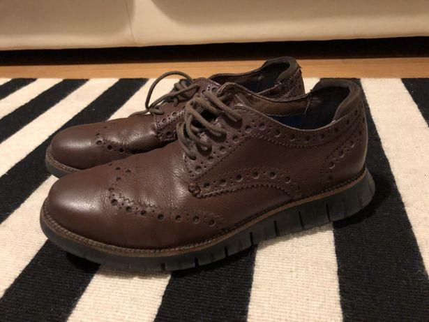 NOVO PREÇO - Sapatos Skechers em pele, nº 39, excelente estado!
