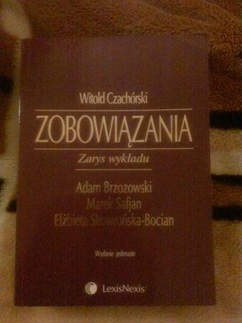 Zobowiązani Zarys Wykładu, Witold Czachórski