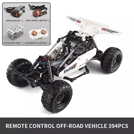 Set lego carro / Buggy Deserto Racing