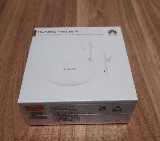 Słuchawki Huawei freebuds 4i nowe, folia, 2 lata gwarancji