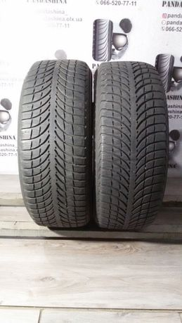 Шины 6 мм б/у 225/60 R17 MICHELIN Latitude Alpin 2 резина ЗИМА склад