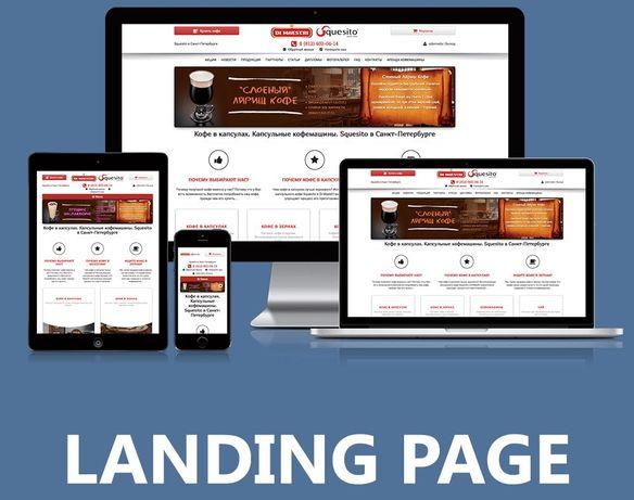 Разработка сайтов. Создание продающих сайтов + Реклама