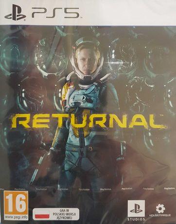 Returnal PS5 PlayStatation 5 Nowa Kraków