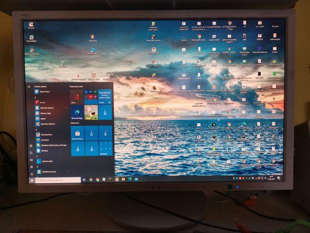 """Monitor NEC MultiSync EA244WMi 24"""" cale 1920x1200 LED IPS"""