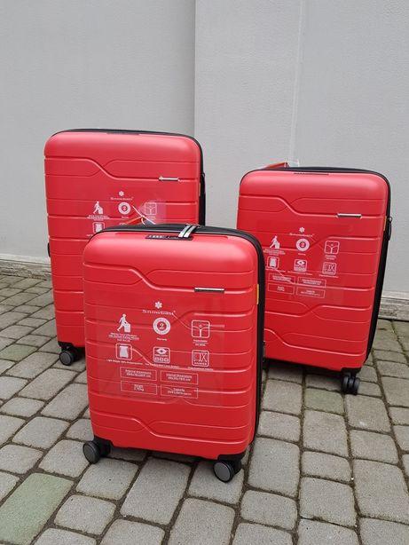 SNOWBALL 96103 Франція валізи чемоданы сумки на колесах є