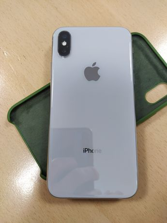 Iphone X apple 256G б/у