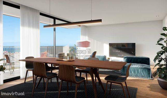 Apartamento T1 Novo em empreendimento de Luxo