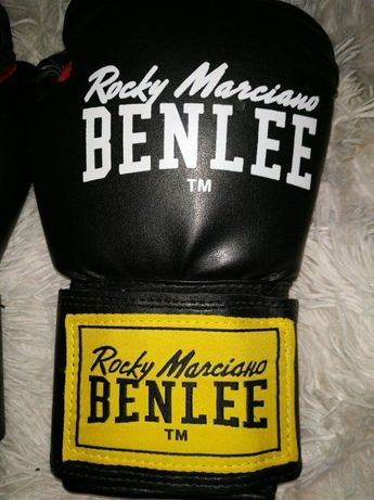Боксерские перчатки BENLEE RODNEY ( кожа )