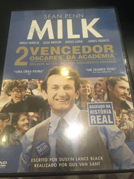 "DVD ""Milk"""